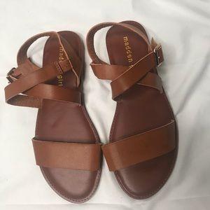 NWOB Madden Girl Sandals